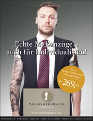 TaillormadeSuits Anzeige